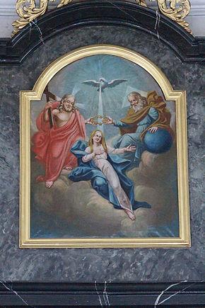 The Trinity and the Virgin: Rosary around Switzerland