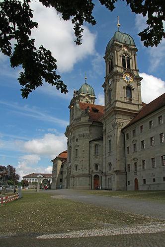 Einsieden Monastey Switzeland