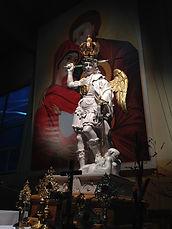 St. Michael statue