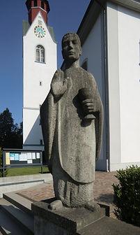 St. Burkhadt Beinwil Switzerland