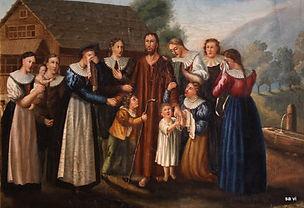 Bruder Klaus and family Switzerland