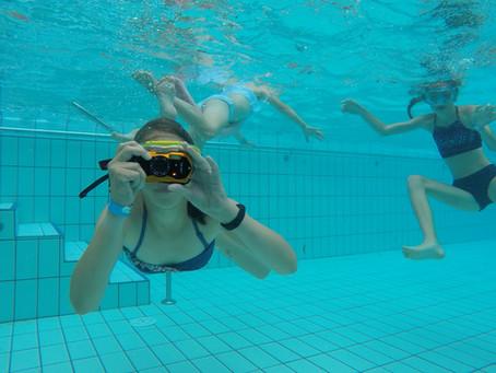 Rätselspaß trotz 30 Grad auf der Pool & Technik Freizeit 2020