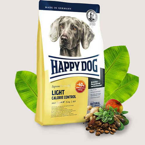 HAPPY DOG SUPREME FIT & WELL – LIGHT CALORIE CONTROL