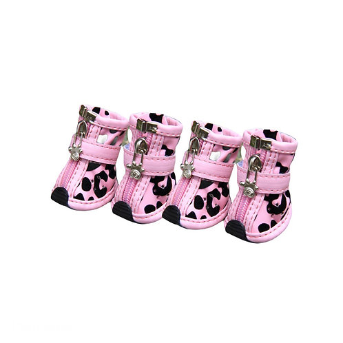 Dogs shoes - Pink