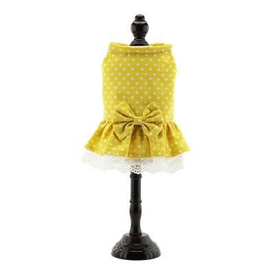 Petsup Dress Yellow