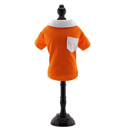 Petsup Polo Shirt Orange