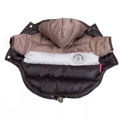 Winter overcoat - Brown