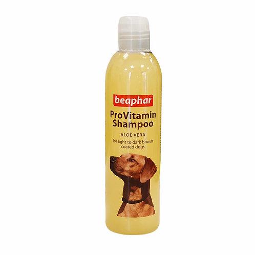 Shampoo brown coats
