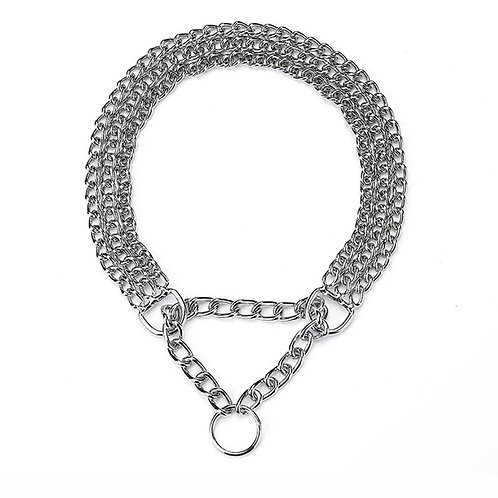Metal collar