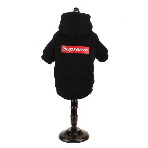 Supreme hoodie - Black
