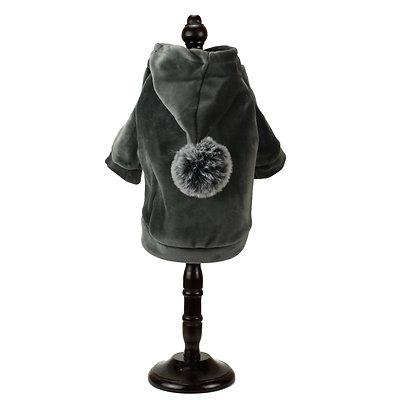 Warm hoodie -Grey