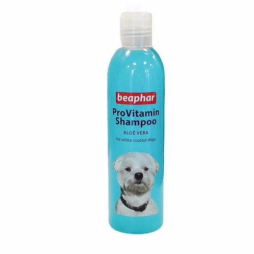 shampoo - White coat