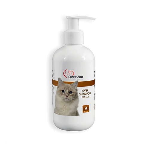 Shampoo for cats
