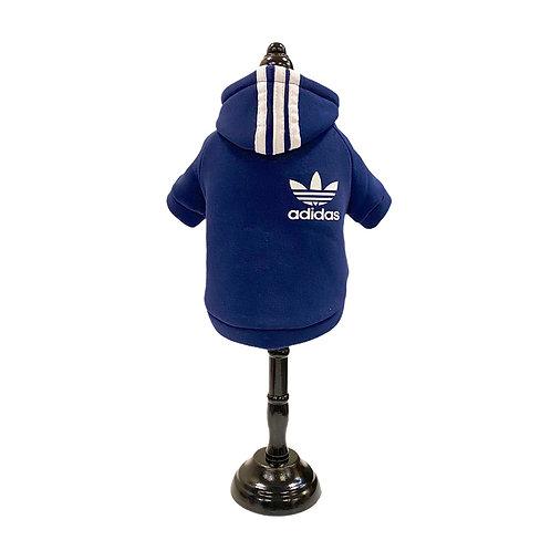 Hoodie - Adidas dark blue