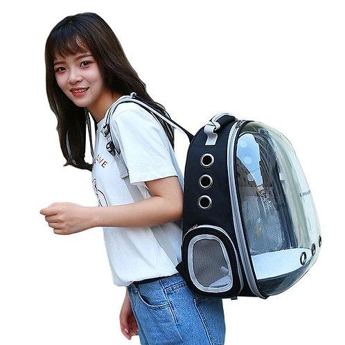 Pet carrier bag - Black