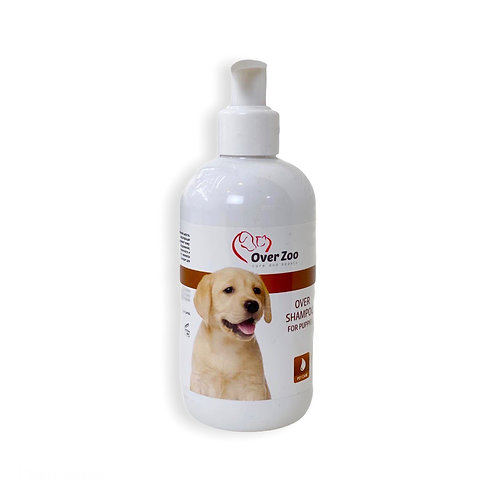 Shampoo for puppies