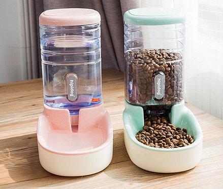 წყლის და საკვების დისპენსერი