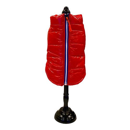 Warm Coat - Red