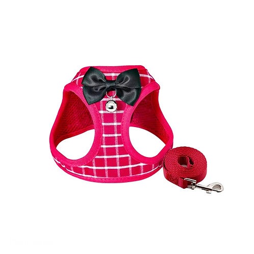 Harness - Red