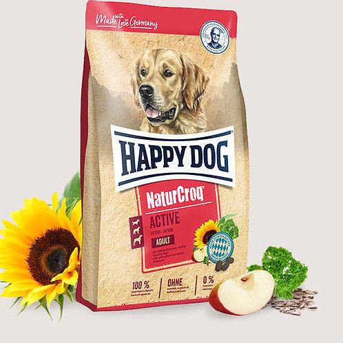 HAPPY DOG PREMIUM – NATURCROQ ACTIVE