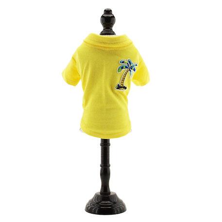 Petsup Polo Shirt Yellow