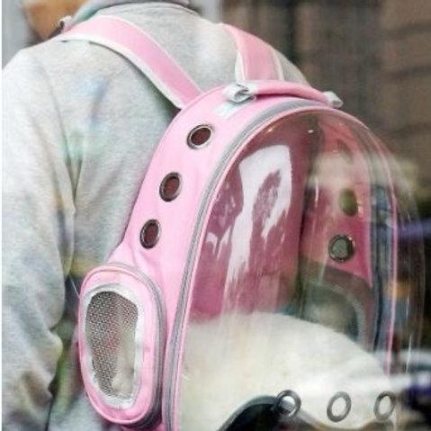 Pet carrier bag - Pink