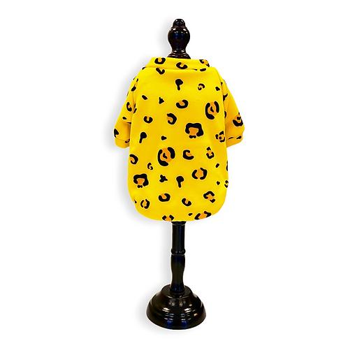 Yellow pajama