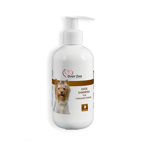 Shampoo for Yorkshire-terrier