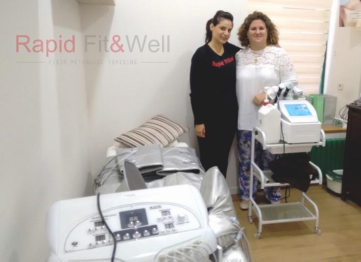 Gloria Pérez Cavitación Presoterapia