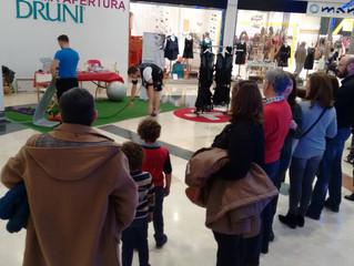 En el Centro Comercial El Mirador