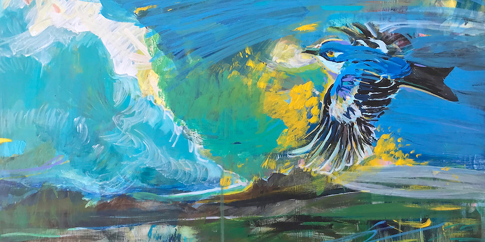 Expressive Nature Painting (1)
