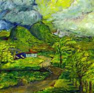 Cuba Valle de Viñales, Mountain Home