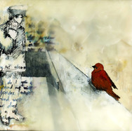 Red: reconsidering thoughts and red bird