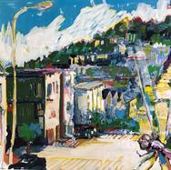 """San Fran"" Color study"