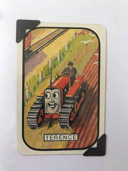 Terence Greetings Card Thomas the Tank Engine