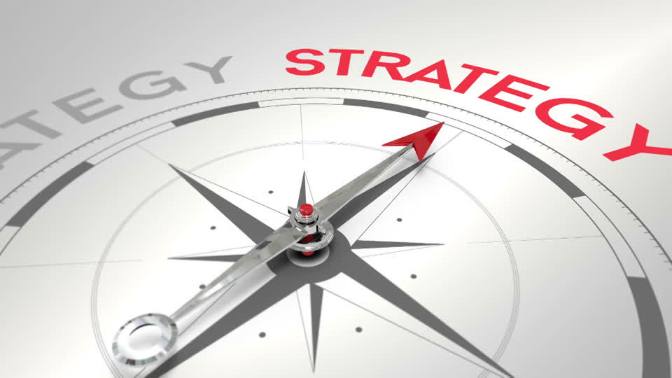 227289585-kompass-slogan-strategie-richt