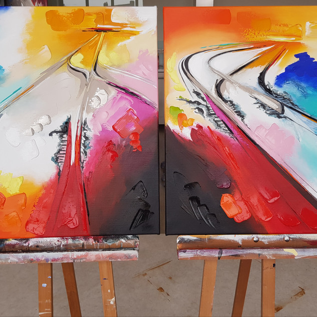 Romabru - schilderijen spoorrails.jpeg