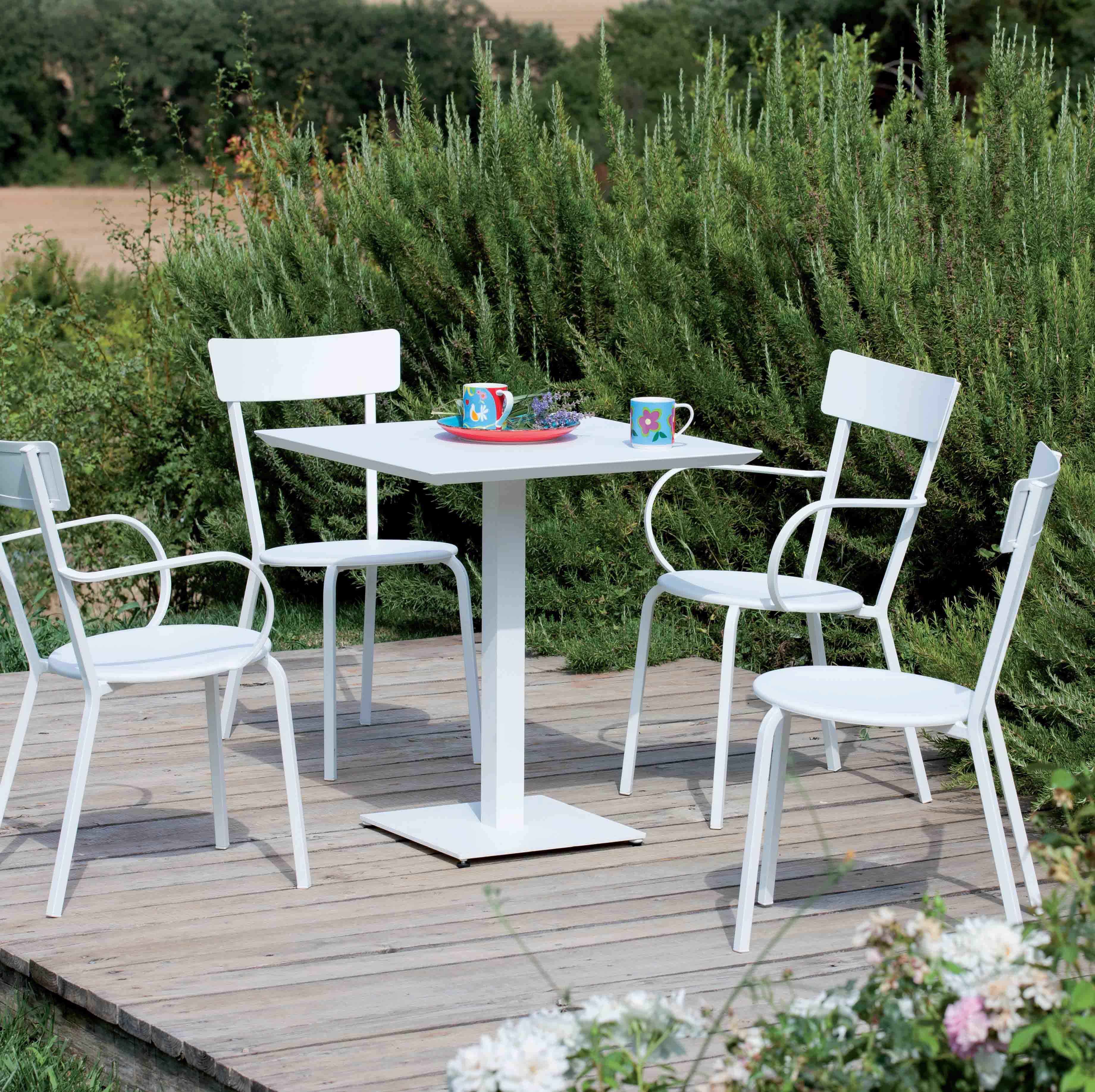 sedia e tavolo mogan 1