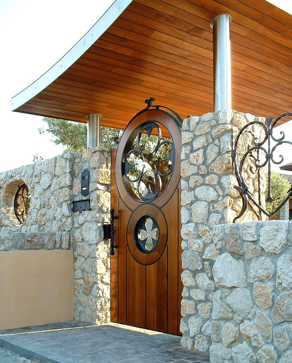 Cancello legno 04b