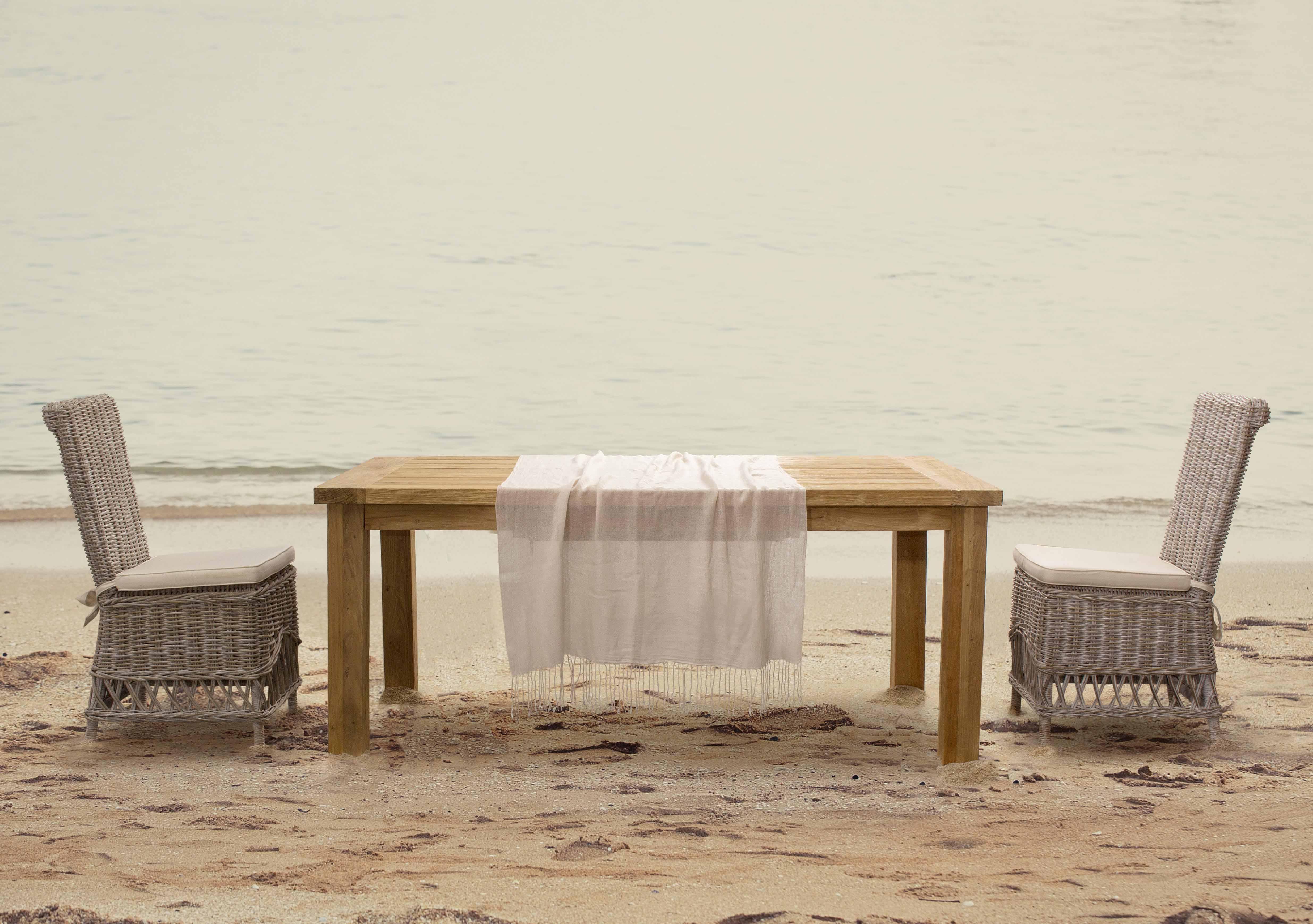 Bizzotto tavolo teak 01b