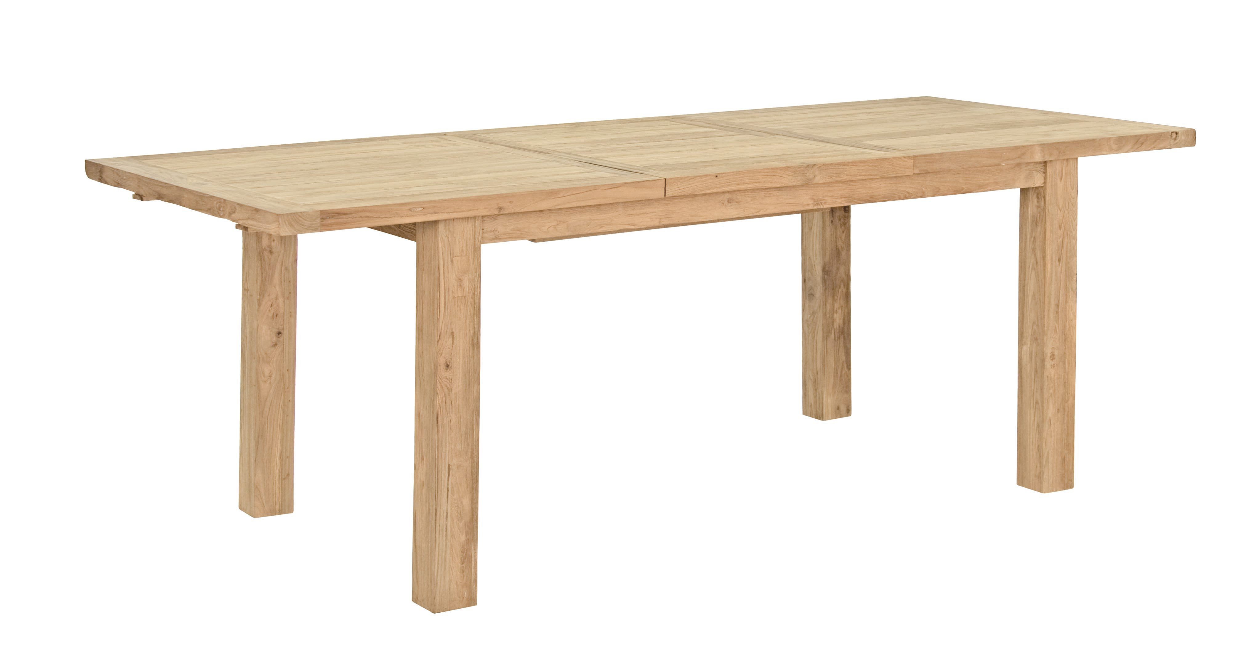 Bizzotto tavolo teak 01e