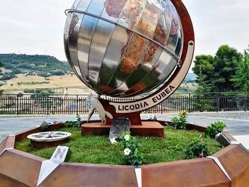 MONUMENTO DEDICATO ALL'EMIGRAZIONE