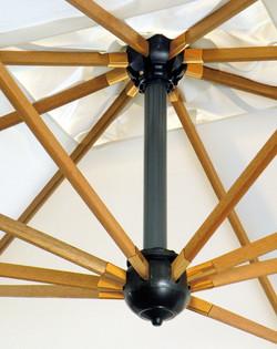 Palladio braccio fin 1 with brass