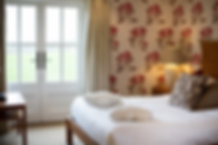 Bedroom which is available in our 24 hour delegate rates