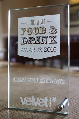 Food & Drink Awards, 2016