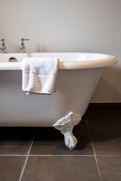 Old fashioned bath