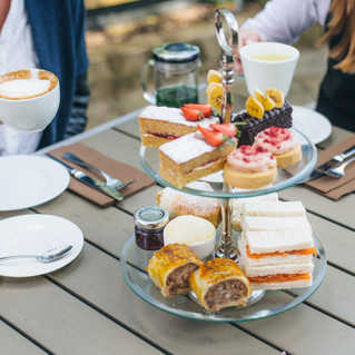 Afternoon Tea, With Kids For Free