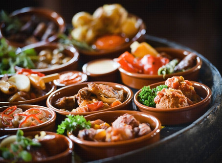 TAPAS AND A DRINK FOR £10 - 20TH SEPTEMBER