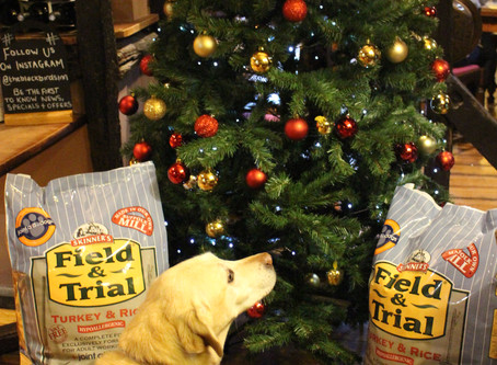WIN SKINNERS DOG FOOD FOR A YEAR