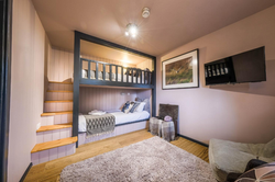 Family Duplex Bedroom